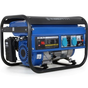 EBERTH 3000 Watt Stromerzeuger Notstromaggregat Stromaggregat Generator