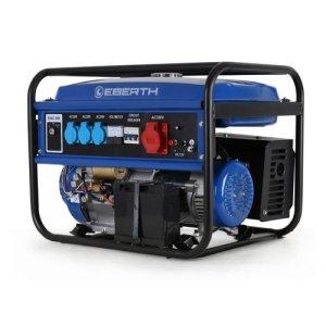 eberth 5500 watt stromerzeuger notstromaggregat. Black Bedroom Furniture Sets. Home Design Ideas