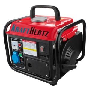 KRAFTHERTZ Benzin Power Strom-Generator 1,47 kW Stromerzeuger